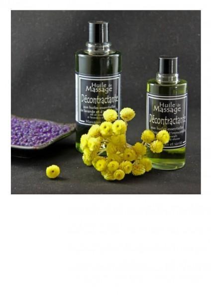 Olio decontratturante - Prodotti da massaggio