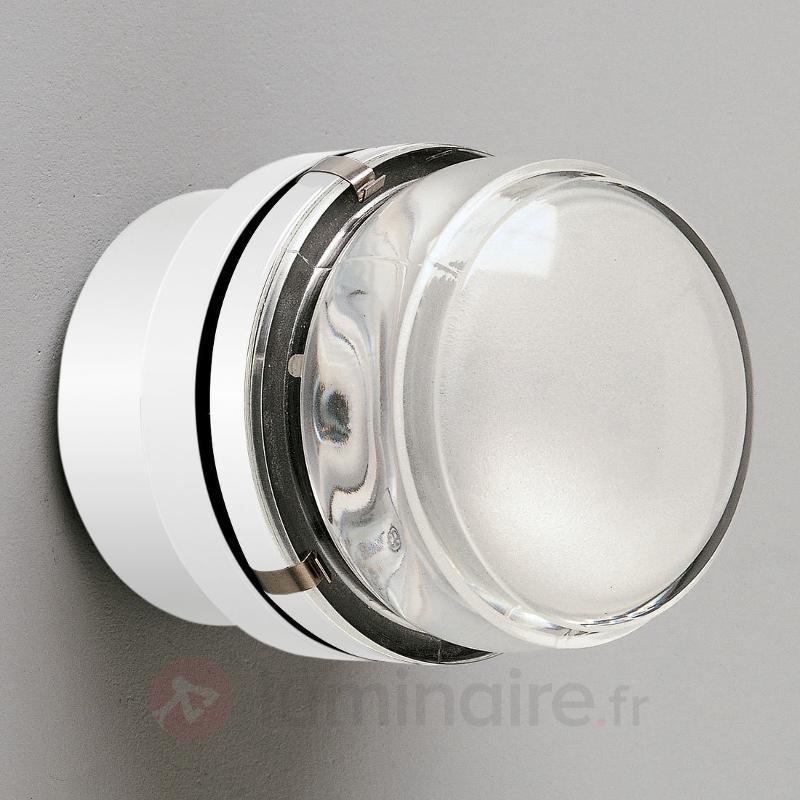 Applique Fresnel à lentille en verre IP44 - Salle de bains et miroirs