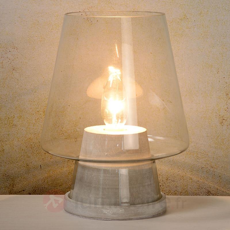 Lampe à poser Glenn, sympathique - Toutes les lampes à poser