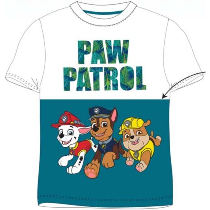 Produttore Maglietta a maniche corte Paw Patrol  -  Maglietta a maniche corte