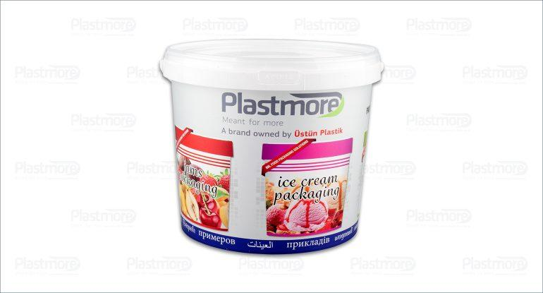 PF2500 - plastmore inviolable série ronde