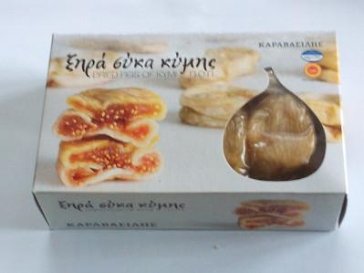 Dried Figs - From Evia Greece