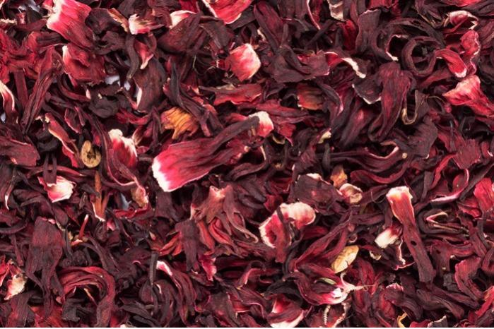 Hibiscus Roselle Dry flower - Refreshing taste, Vitamin (C) rich beverage and a herbal medicine.