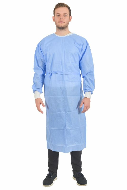 Surgical Gown Sms - MEDICAL TEXTILE