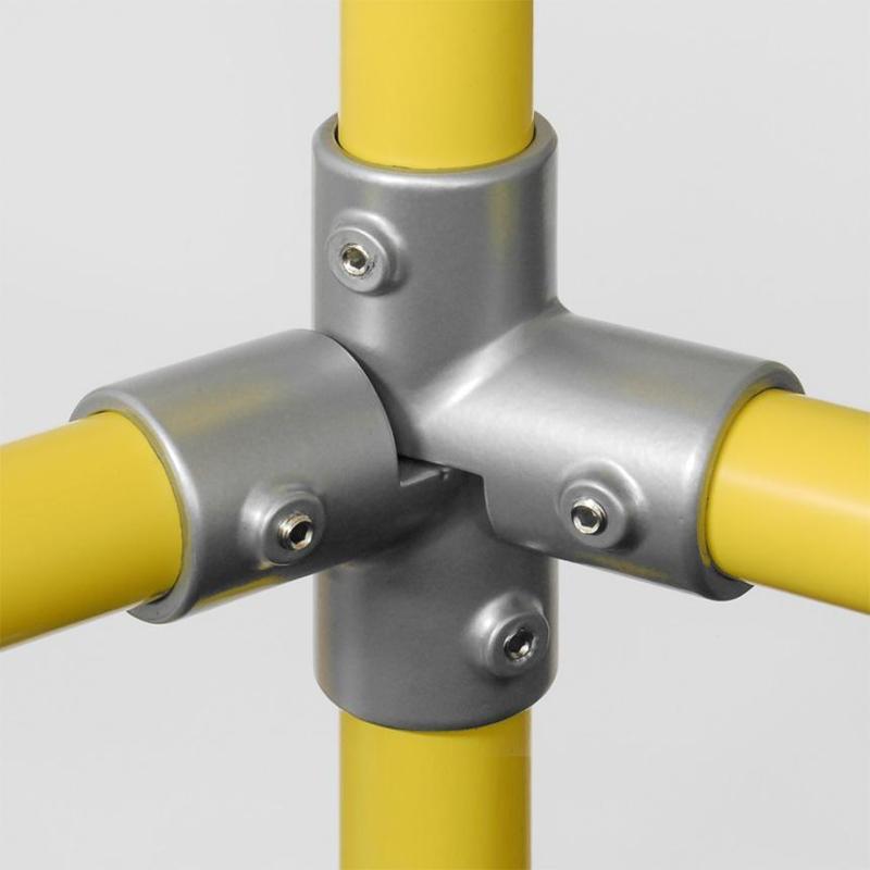 Universal tube connectors - Cross Hinge Part Nr. 28