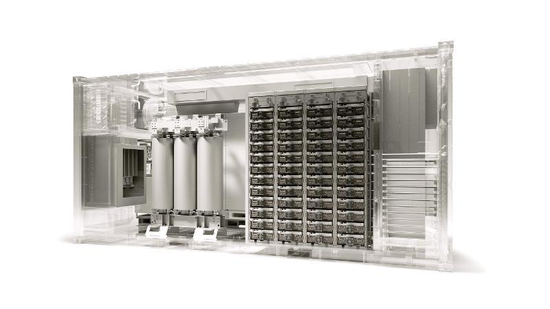 Y.cube 30 - Mieten Und Vermietung Von Generatoren, Klimaanlage Oder Industrieheizung
