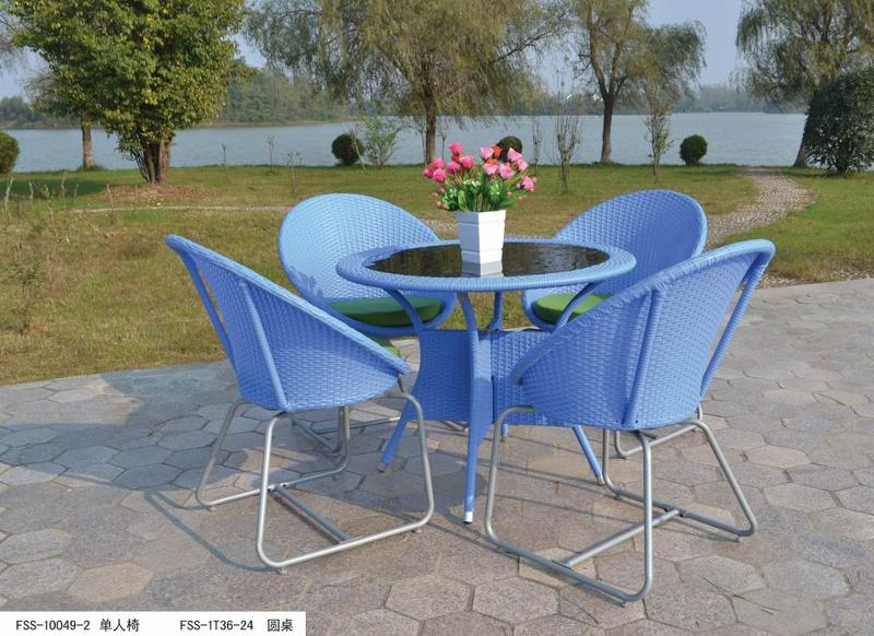 SET OF DINGING CHAIR AND TABLE