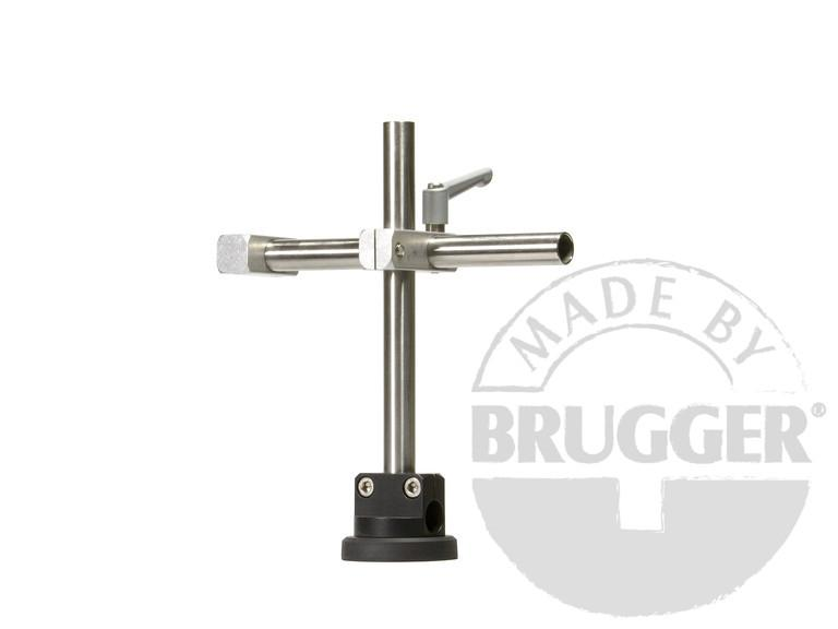 Magnet assembly, NdFeB, rubber coat, with 2 internal thread - null