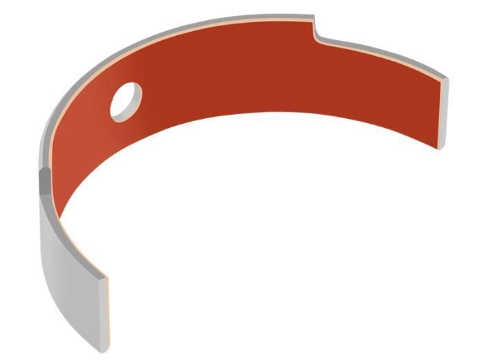 DP4 Bush - Metal Polymer Bearing