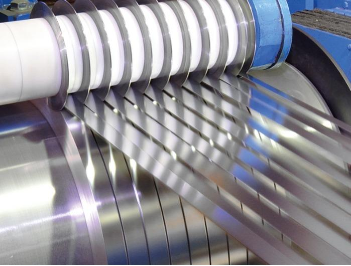 Slitting & Processing - Stainless Steel Processing