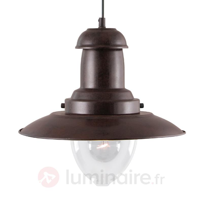 Suspension maritime FISHERMAN - Toutes les suspensions