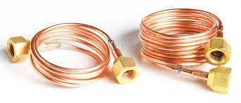 Copper Capillary Tubes - Copper Capillary Tubes