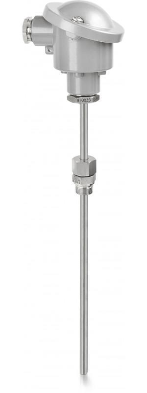 OPTITEMP TRA-TS35 - Sonda de temperatura de resistencia / de rosca / IP68