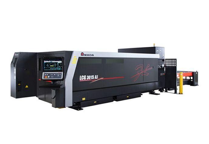 Máquinas de corte a laser - LCG-AJ Laser Fibra