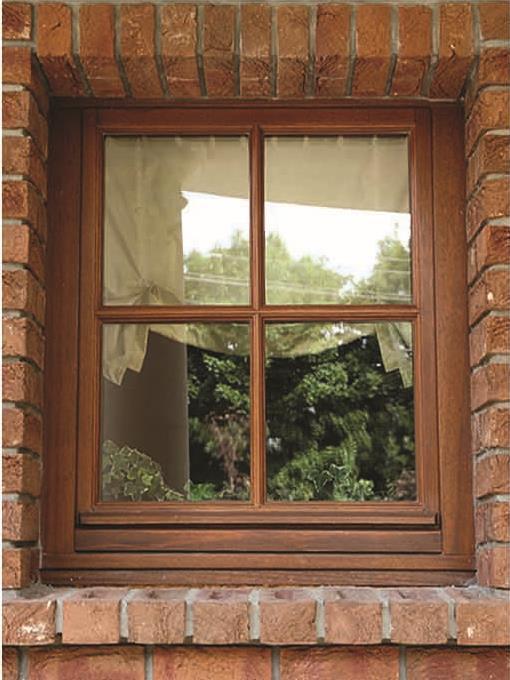 Wooden Windows | Classic - Turn & Tilt - Classic Wood Turn & Tilt Window inward opening