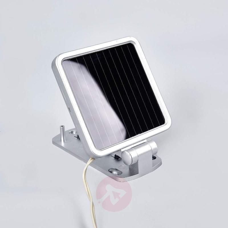 Solar wall spotlight Shira with LEDs - Solar Lights
