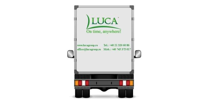 Transport Express - The transport of goods as Less than Truck Load LTL - Less than Truck Load