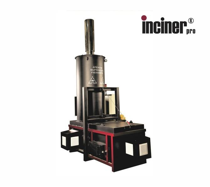 Incinerator deseuri animale IncinerPro i400 - IncinerPro i400