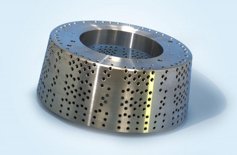 用于放射外科手术的准直仪 - 由Densimet®合金制成的准直仪,用于放射治疗