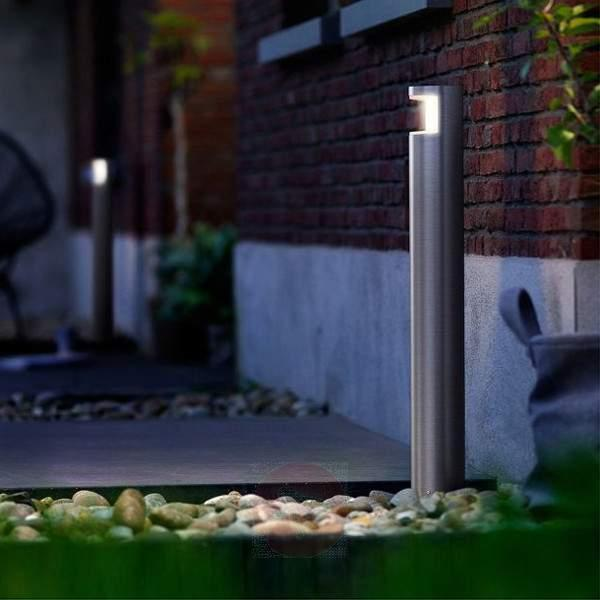 Timelessly modern path light Squirrel - with LEDs - Path and Bollard Lights