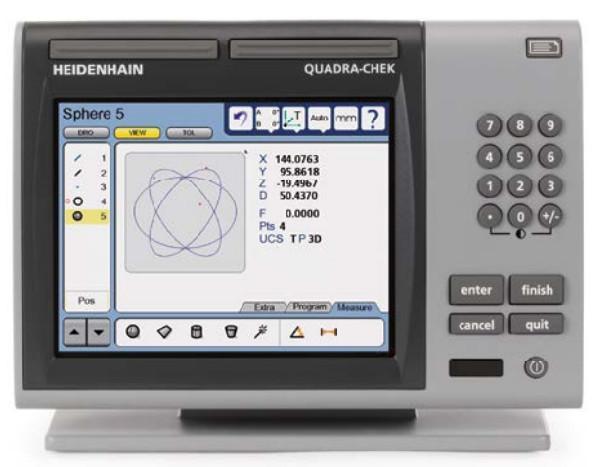 Evaluation Electronics - ND 1400 QUADRA-CHEK - Evaluation Electronics - ND 1400 QUADRA-CHEK