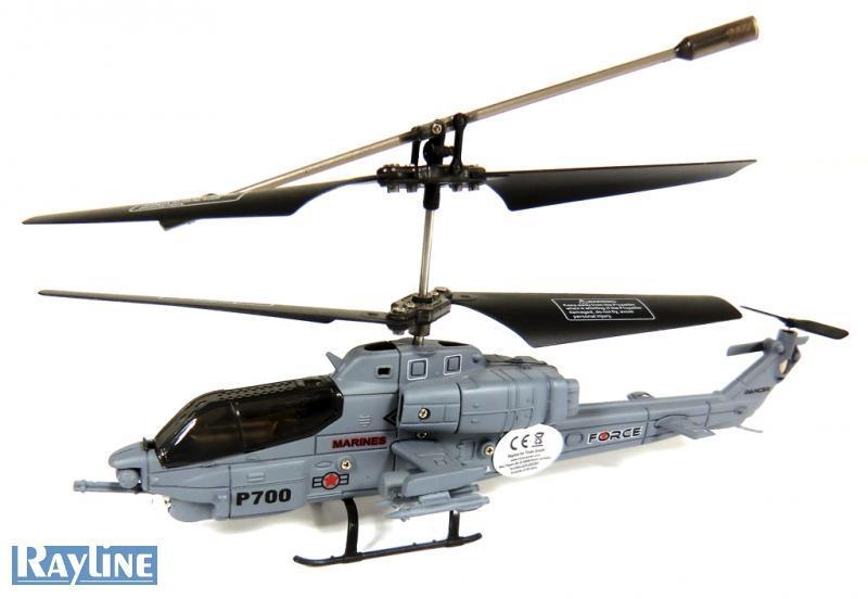RC Ware anderer Hersteller RC Helikopter - P700