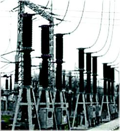 HIGH VOLTAGE EQUIPMENT - null