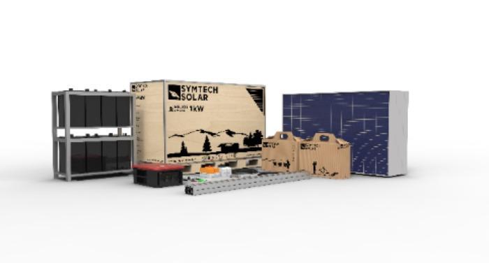 HELIOS Off-Grid Solar Kits - Ready To Install Off Grid Solar Kits