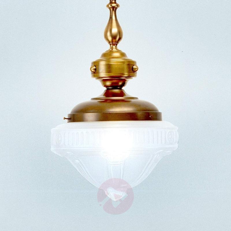 Rüdiger hand-produced hanging light - design-hotel-lighting
