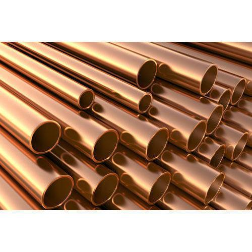Cupro Nickel 90-10 Tubes (UNS C70600, Cu-Ni 90-10)  - Cupro Nickel 90-10 Tubes, UNS C70600 tubes, Cu-Ni 90-10 tube, copper nickel tube