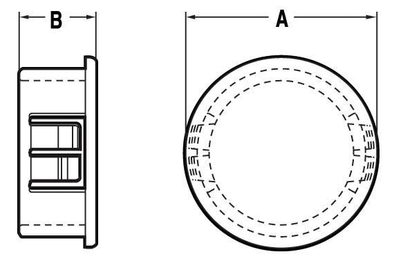 NH433 Obturateur lisse - Obturateurs