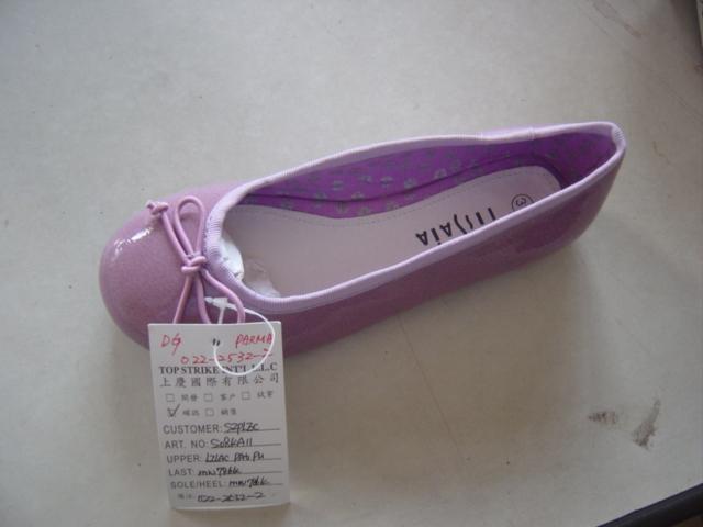 Chaussures individuelles pour femmes -