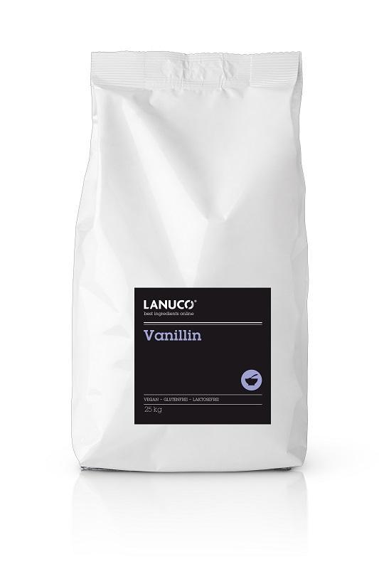 Vanillin - Vanillegeruch, Intensiv, Universell einsetzbar