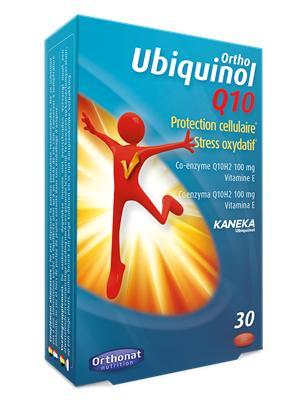 Ortho Ubiquinol Q10 - Complément alimentaire
