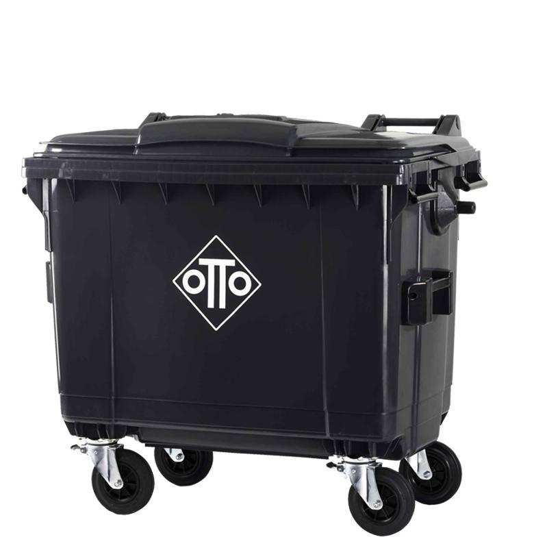 Conteneurs à déchets - Conteneur 660L