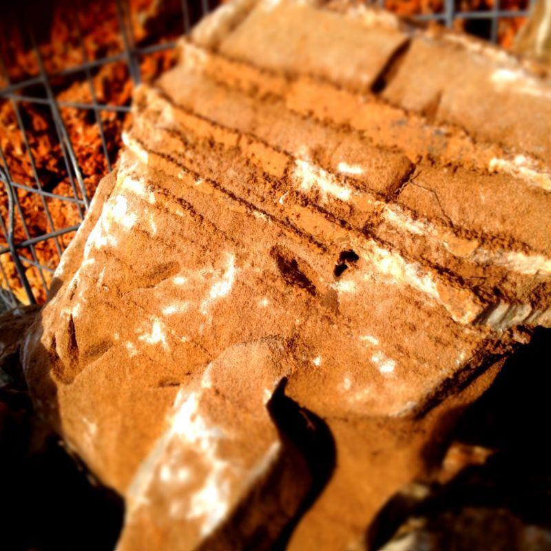Monolithes - Blocs calcaire Metéore au détail