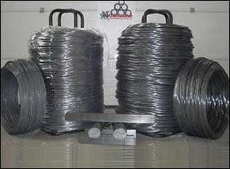 Annealed  coil and  Wire bar