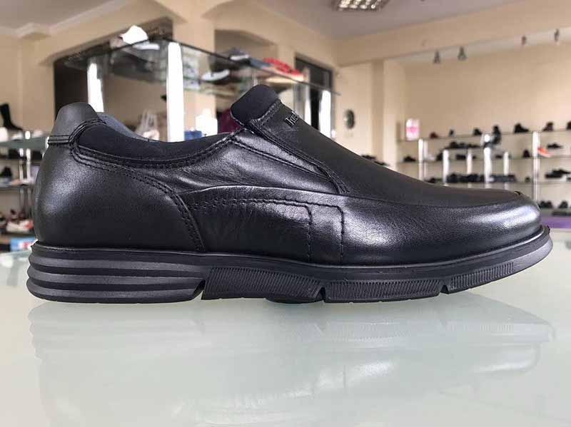 Мужская кожаная ортопедическая обувь Турция - Высокое качество натуральная кожа