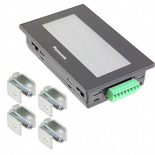 """HMI TOUCHSCREEN 3.8"""" MONOCHROME - Panasonic Industrial Automation Sales AIG02GQ22D"""