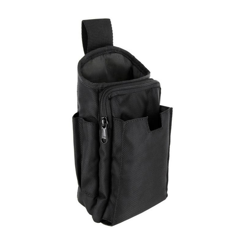Max Michel Standard Paketdienst Holster - mit Gürtelschlaufe, 2 integrierte Seitentaschen