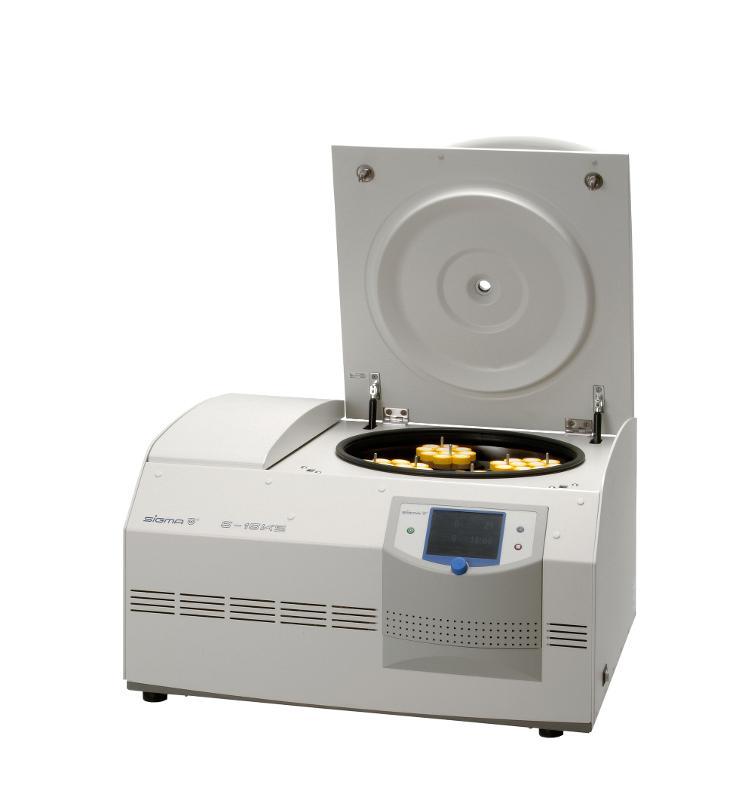 Centrifuges - Sigma 6-16KHS