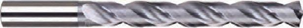 D812 - Solid Carbide Drill 8xD
