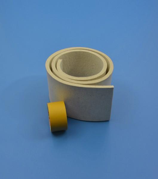 Zubehör - Ausgleichfilz 115/137 10x140mm