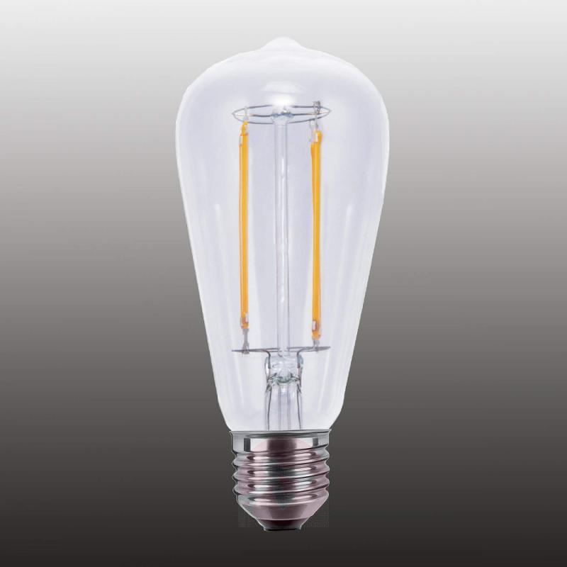 E27 6 W 926 LED light bulb Rustika, dimmable - light-bulbs