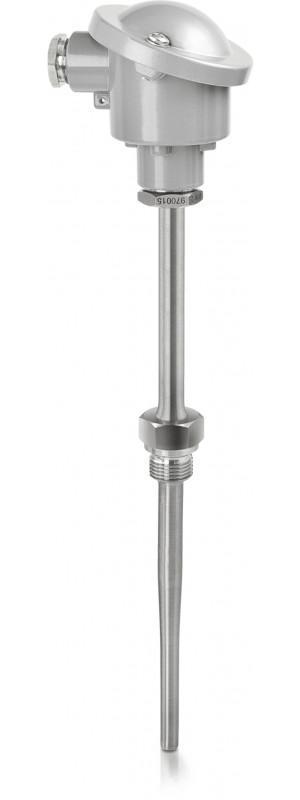 OPTITEMP TCA-S41 - Sonde de température à résistance / à thermocouple / filetée / IP68
