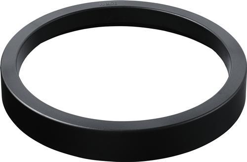 Müllbeutel-Befestigungsring, schwarz, - Z06116001
