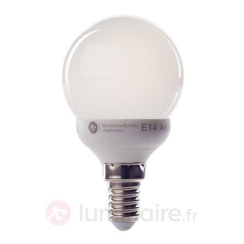 Ampoule LED goutte E14 4W 830 blanc chaud - Ampoules LED E14