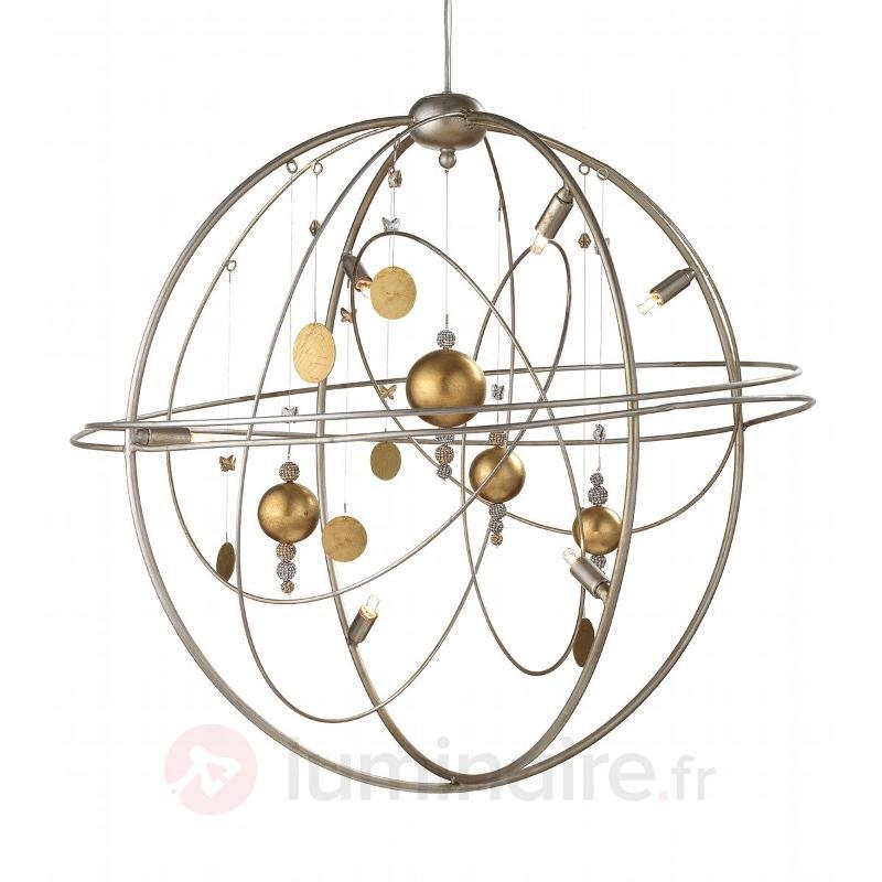 Ravissante suspension Orbit - Suspensions design