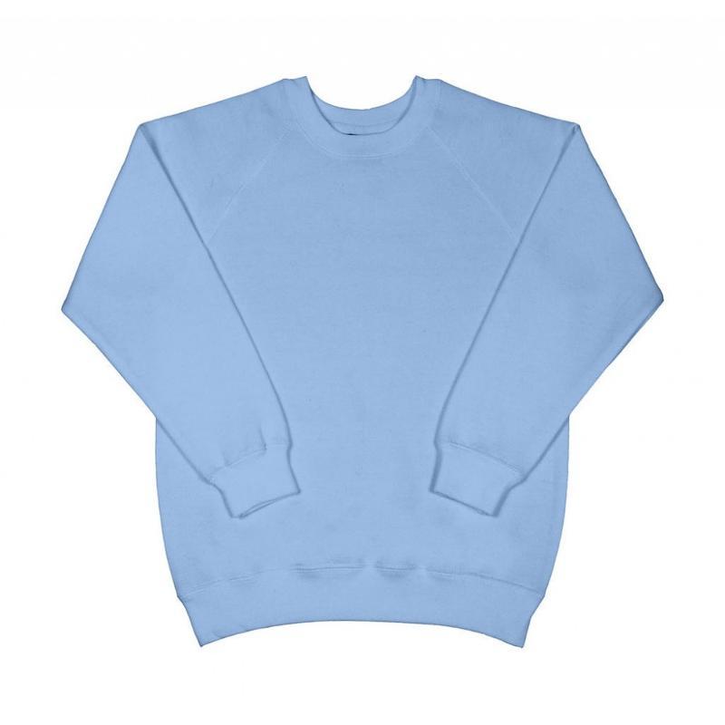 Sweat shirt enfants Raglan - Sans capuche
