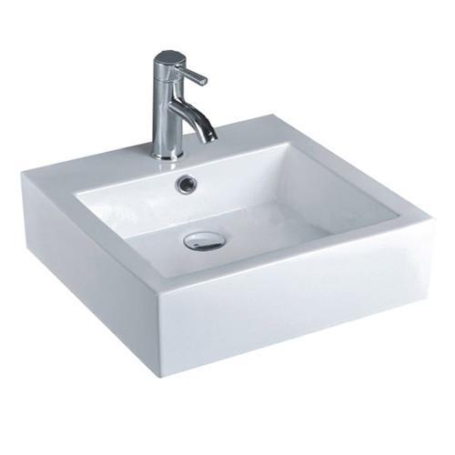 Colorful Ceramic countertop bowl sink - Round Colorful Ceramic countertop bowl sink